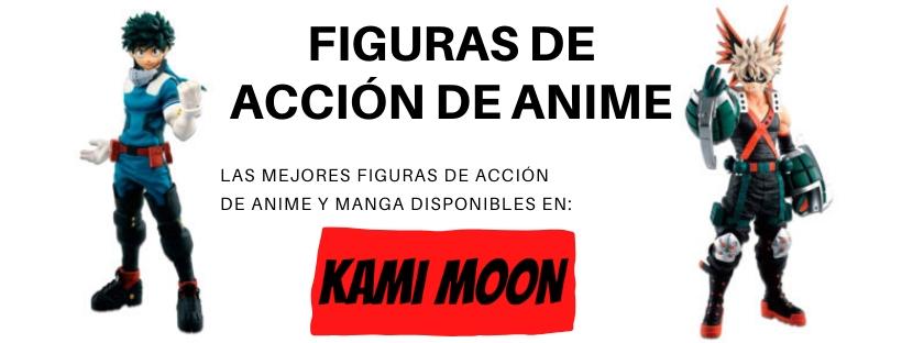 FIGURAS DE ACCioN DE ANIME