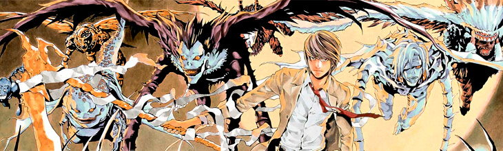 Fan art d Death Note