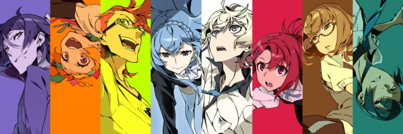 Kiznaiver Anime