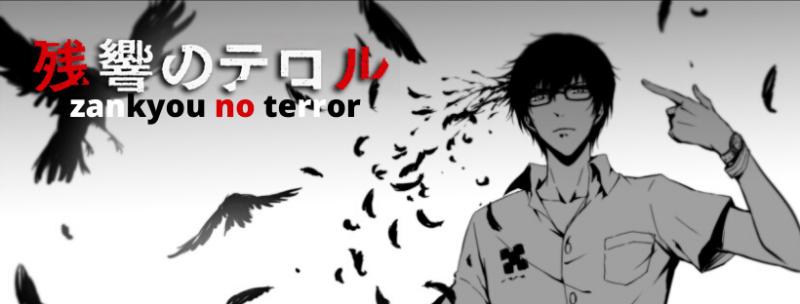 zankyou no terror