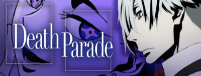 Death Parade Anime en 15 Animes Para Ver Durante la Cuarentena