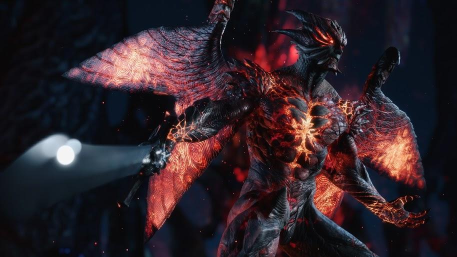 Devil May Cry Demonio