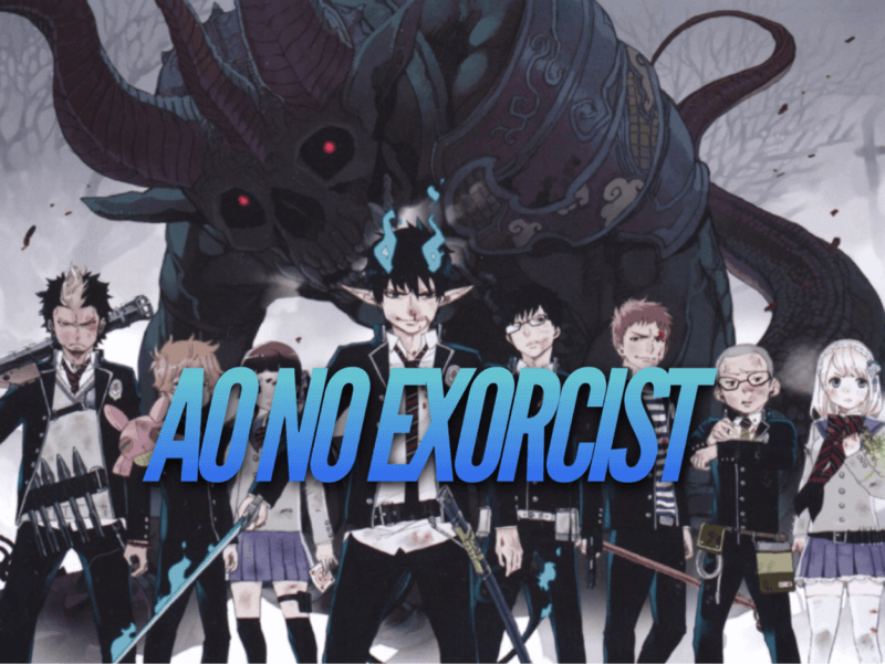 AO NO EXORCIST PORTADA