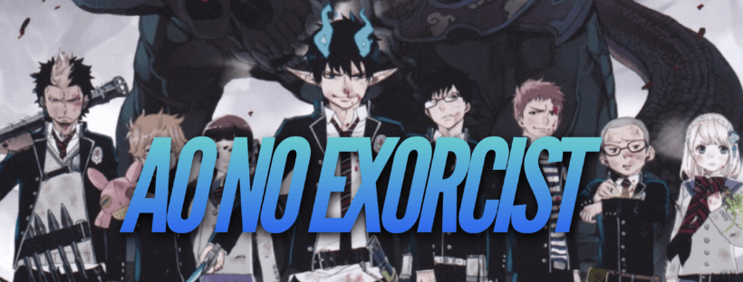 Ao No Exorcist Cover