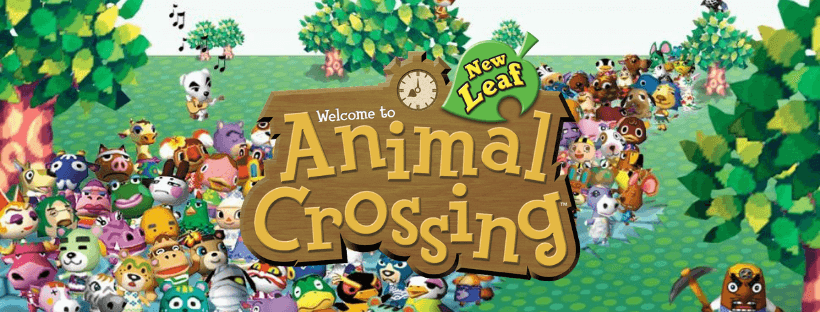 Animal Crossing Cover Wallpaper