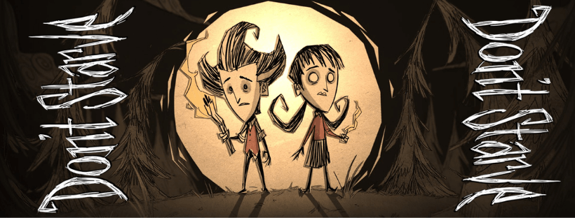 Don't Starve Cover Wallpaper