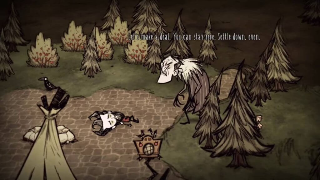 Dont Starve Maxwell