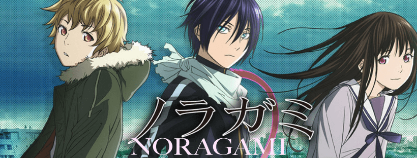 Noragami Cover Wallpaper