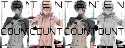 Ten Count Tomo 1 y 2