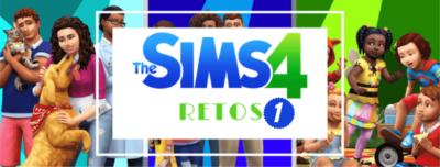 Los Sims 4 Retos Parte 1
