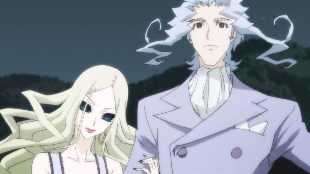 Shiki Anime Terror y Gore
