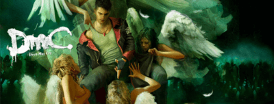 Portada De Devil May Cry
