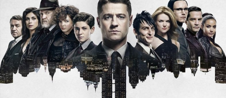 Gotham Personajes Generales