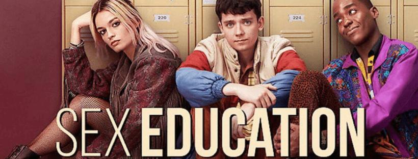 Sex Education Portada