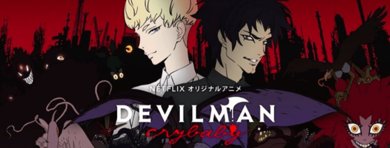 DevilMan CryBaby POrtada COver2