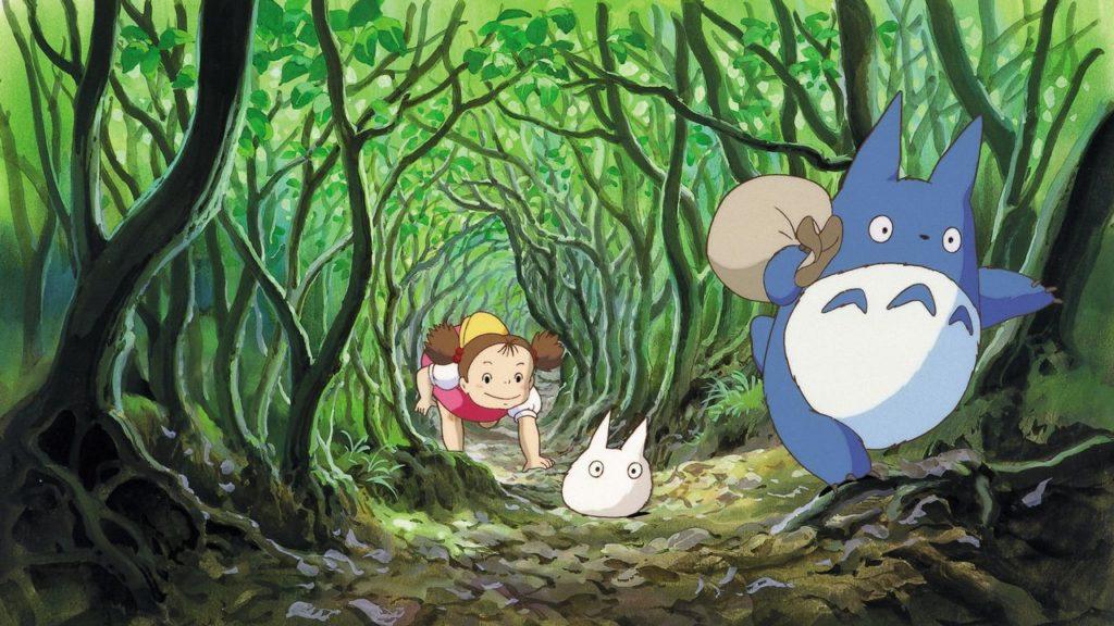 Hayao Miyazaki al mando de Mi Vecino Totoro