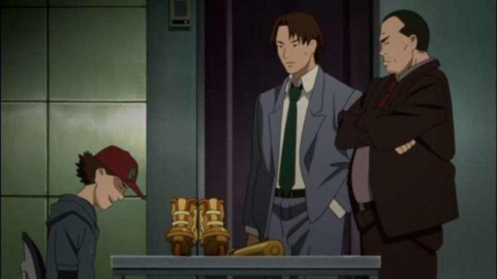Paranoia Agent Detectives