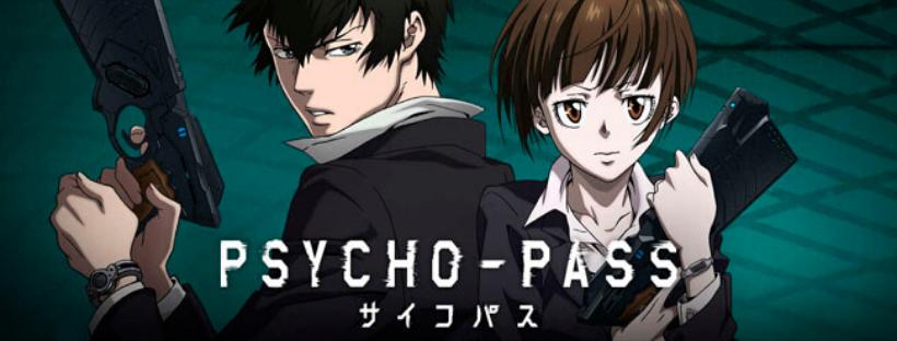 Psycho-Pass Header 15 Animes Para Ver Durante la Cuarentena
