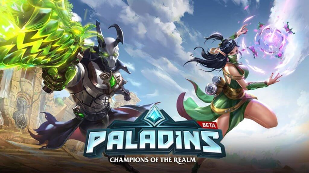 Paladins Game of Steam