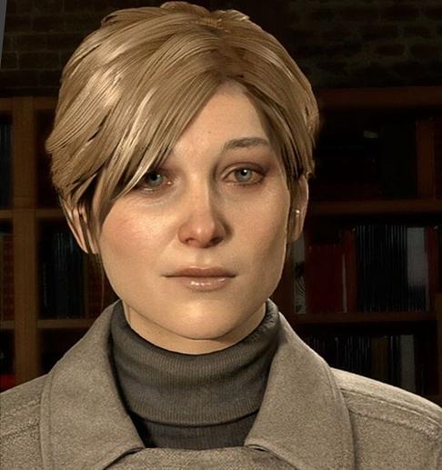 Ana de Rise Of The Tomb Raider