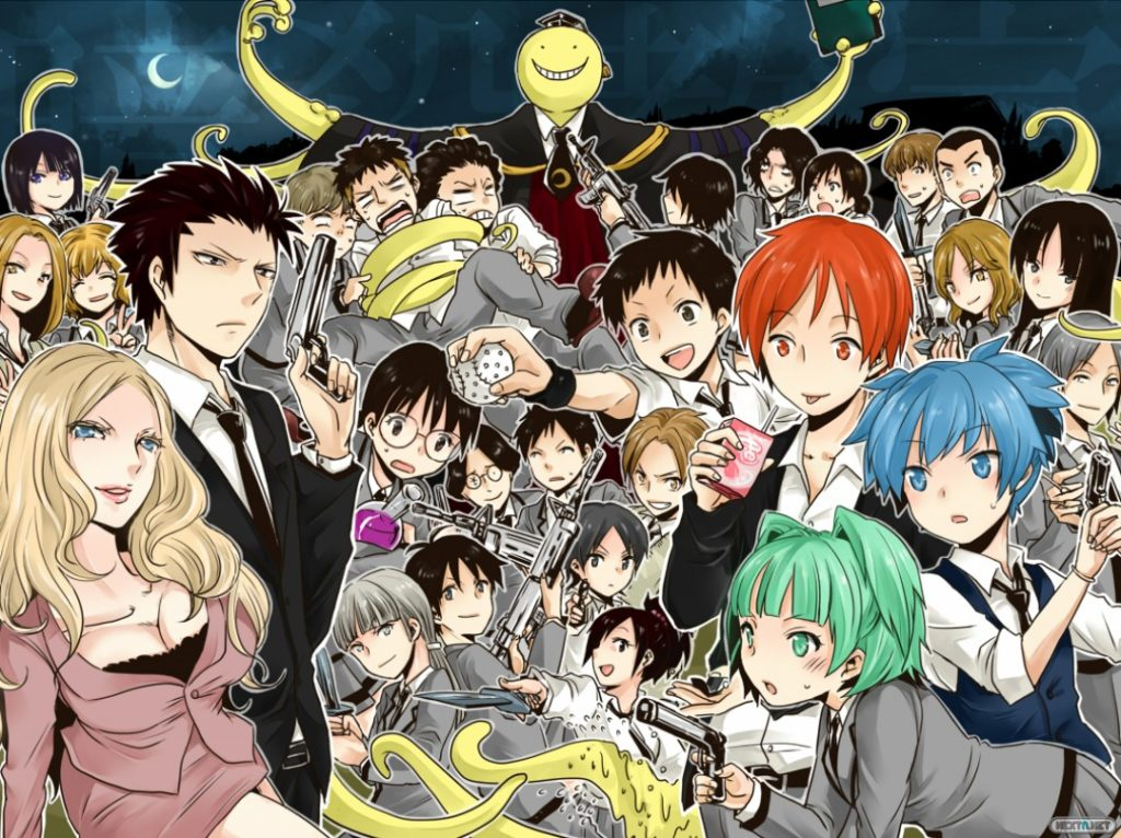 Assassination Classroom hd