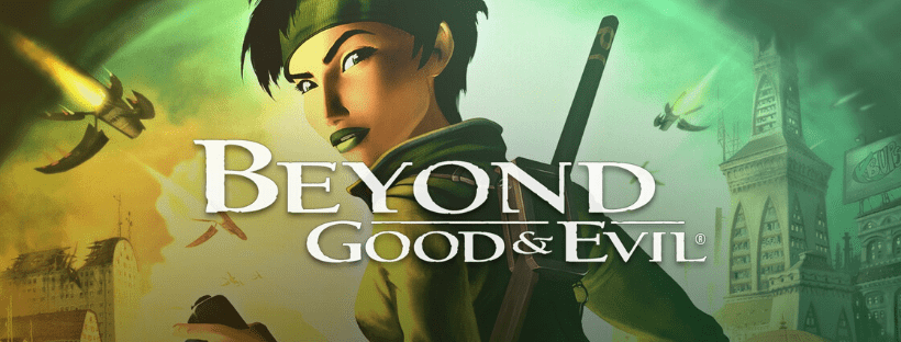 Beyond Good And Evil Header