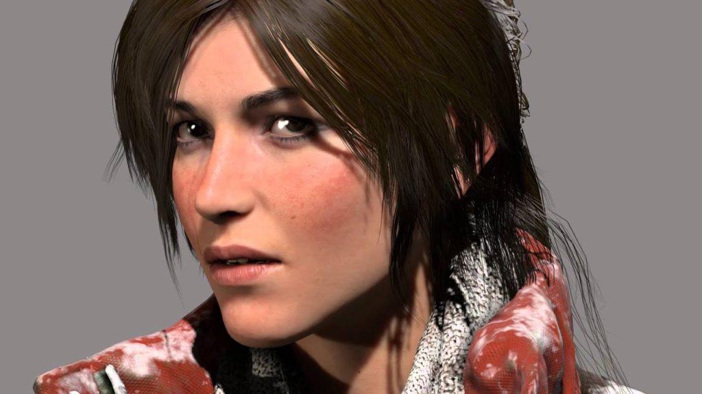 Lara de Rise of th Tomb Raider