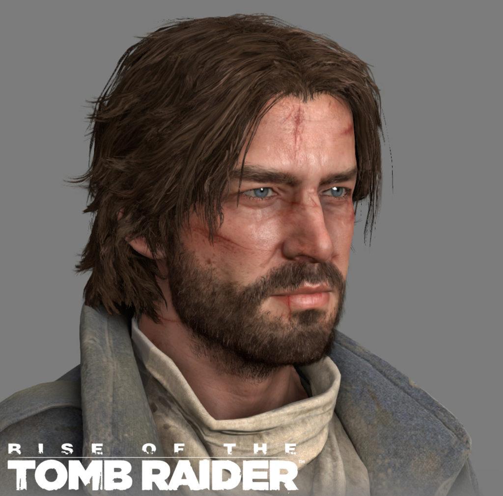 jacob Tomb Raider