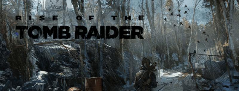 rise of the tomb raider portada