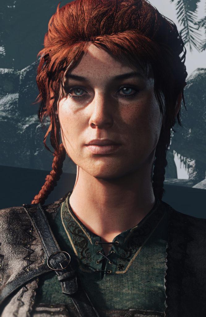 sofia Rise of the Tomb Raider