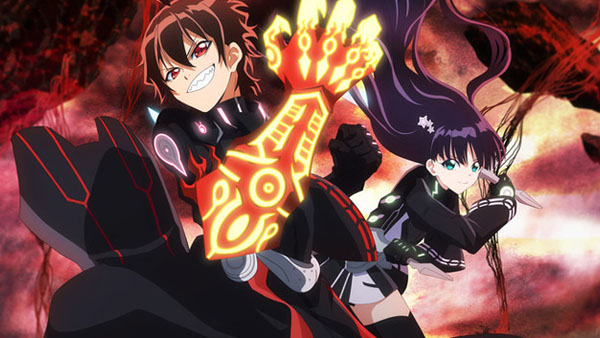 Twin Stars Exorcist foto anime