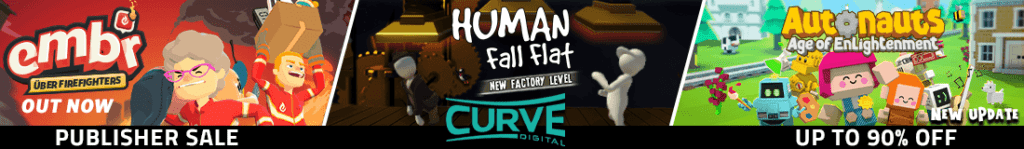 publisher sale Curve Digital