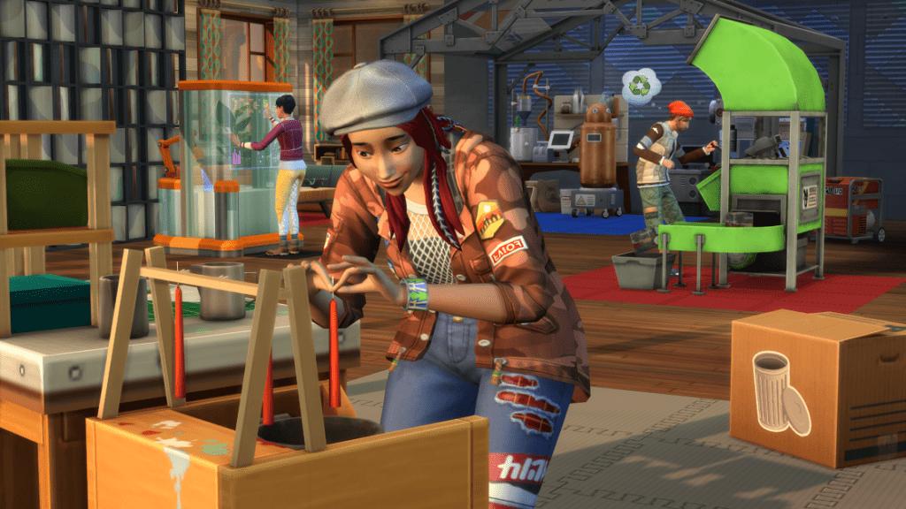 No Aburrirse en Los Sims 4