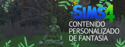 Los Sims 4 Fantasia