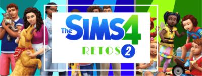 Los Sims 4 Retos Parte 2