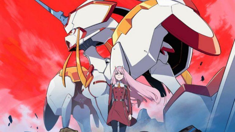 002 Darling in the Franxx anime