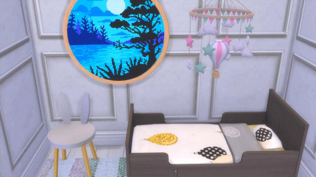 Sims 4 cc Muebles
