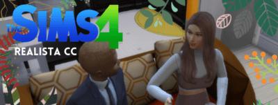 los sims 4 realista header