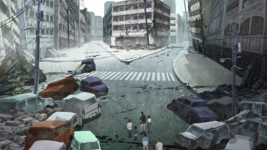 imagen serie el hunidimento de japon