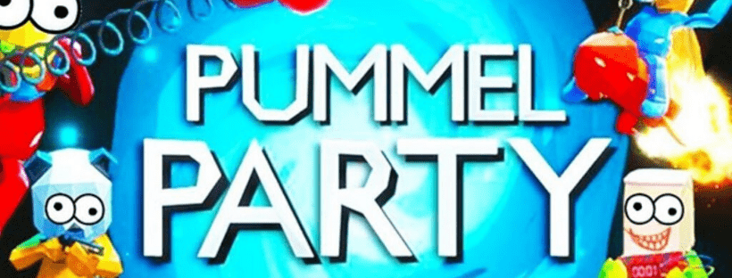 pummel party header