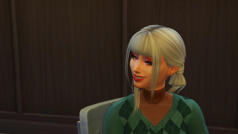 Los Sims 4 cc Peinados