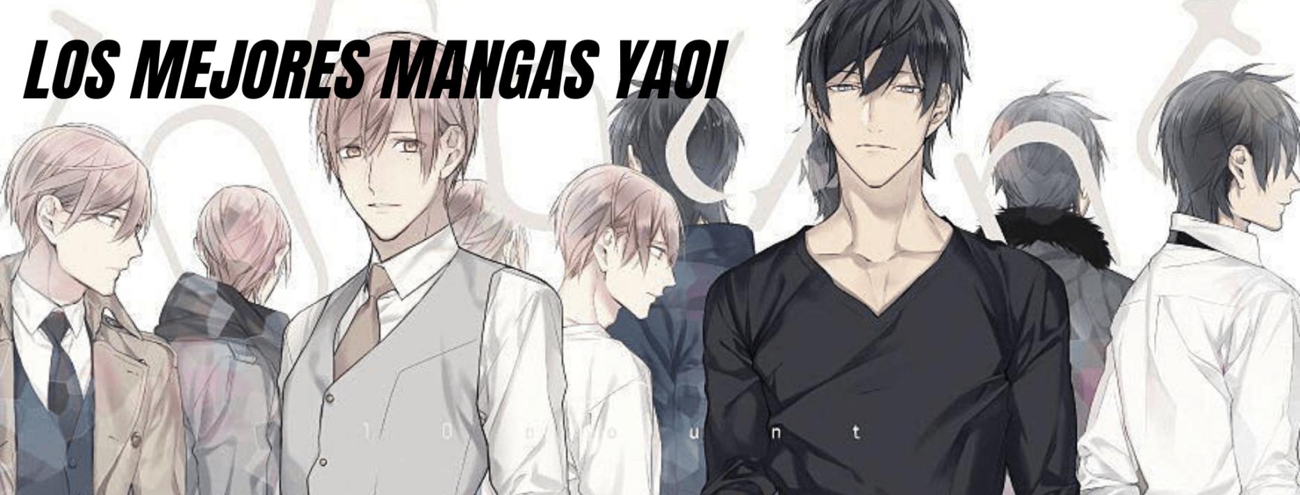 Los Mejores Mangas Yaoi