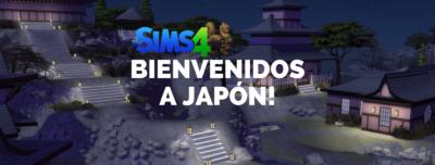Los Sims 4 en Japón
