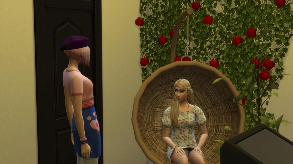 Sims 4 contenido personalizado San Valentín