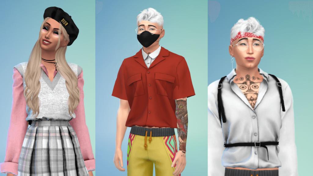 Los Sims 4 Contenido Personalizado Kpop