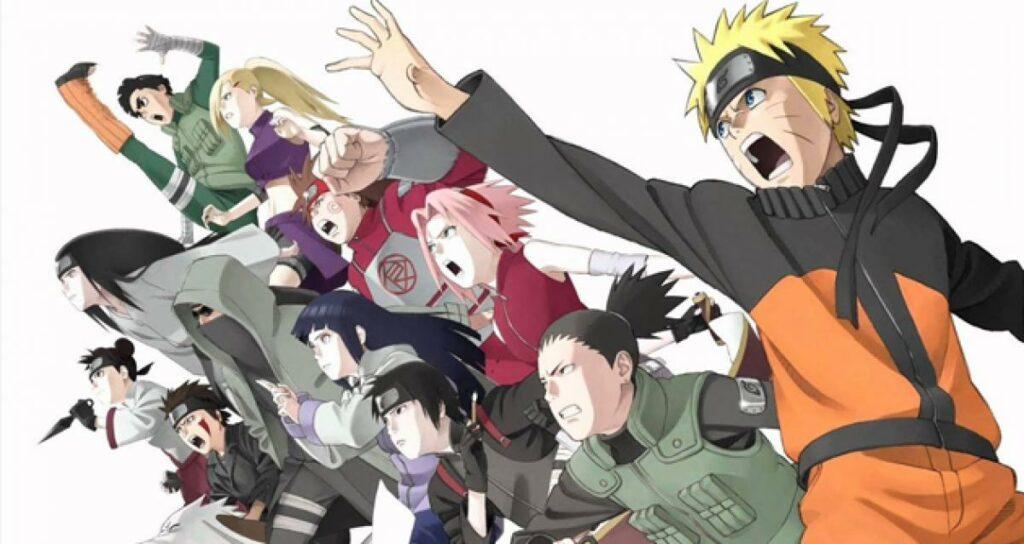 Naruto Shippuden la Película Los Herederos de la Voluntad de Fuego