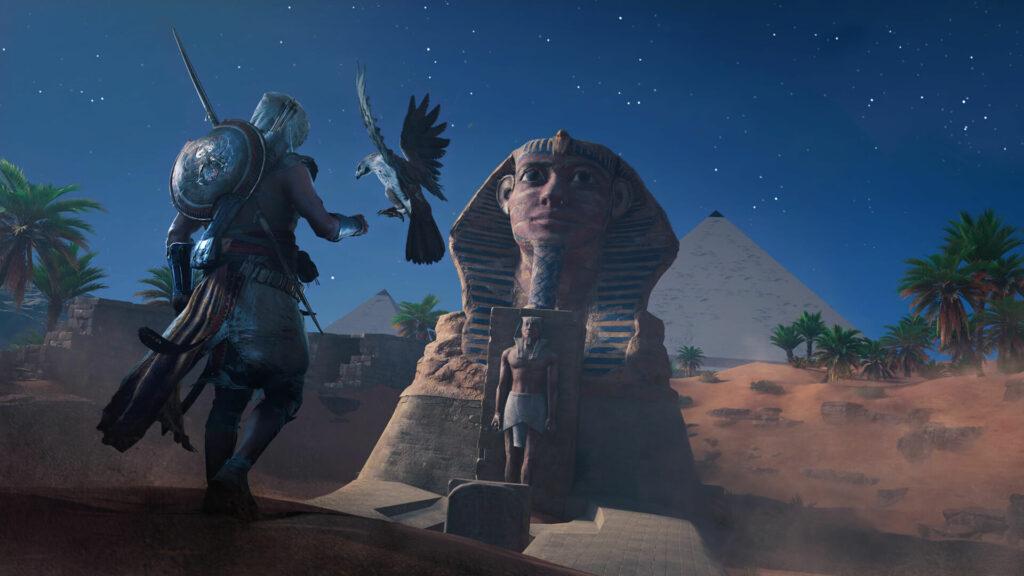 videojuegos fotopixel Assassins Creed Origins