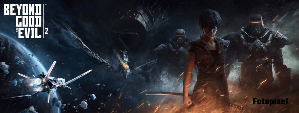 Beyond Good And Evil II en Fotopixel portada