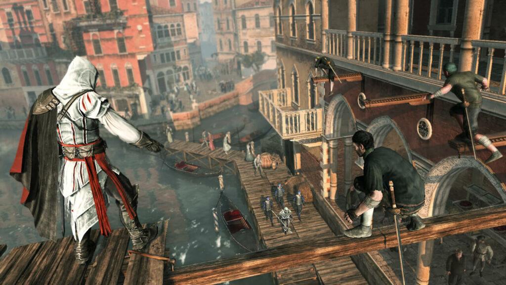 Venecia en Assassin's Creed II